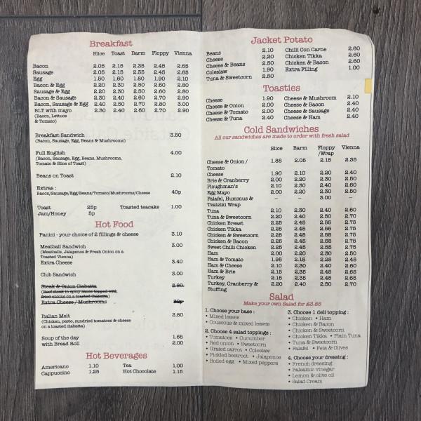 Cafe Mill - Adelphi Mill, Bollington